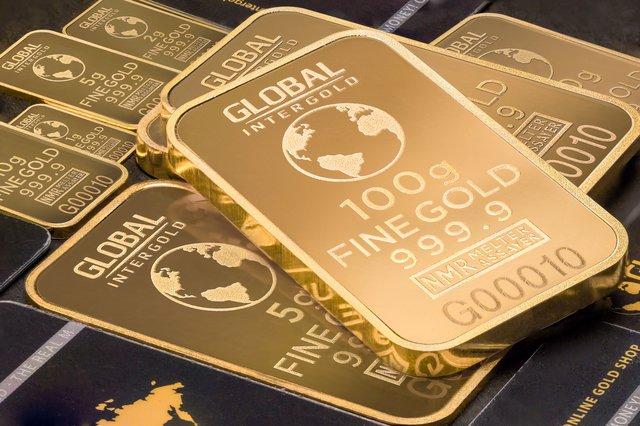 Obchodujte se zlatem